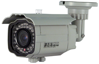540 TVL IR Camera with 42 IR LEDs